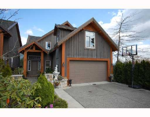 Main Photo: 3221 chartwell Lane. in Coquitlam: Westwood Plateau House for sale : MLS®# V861088