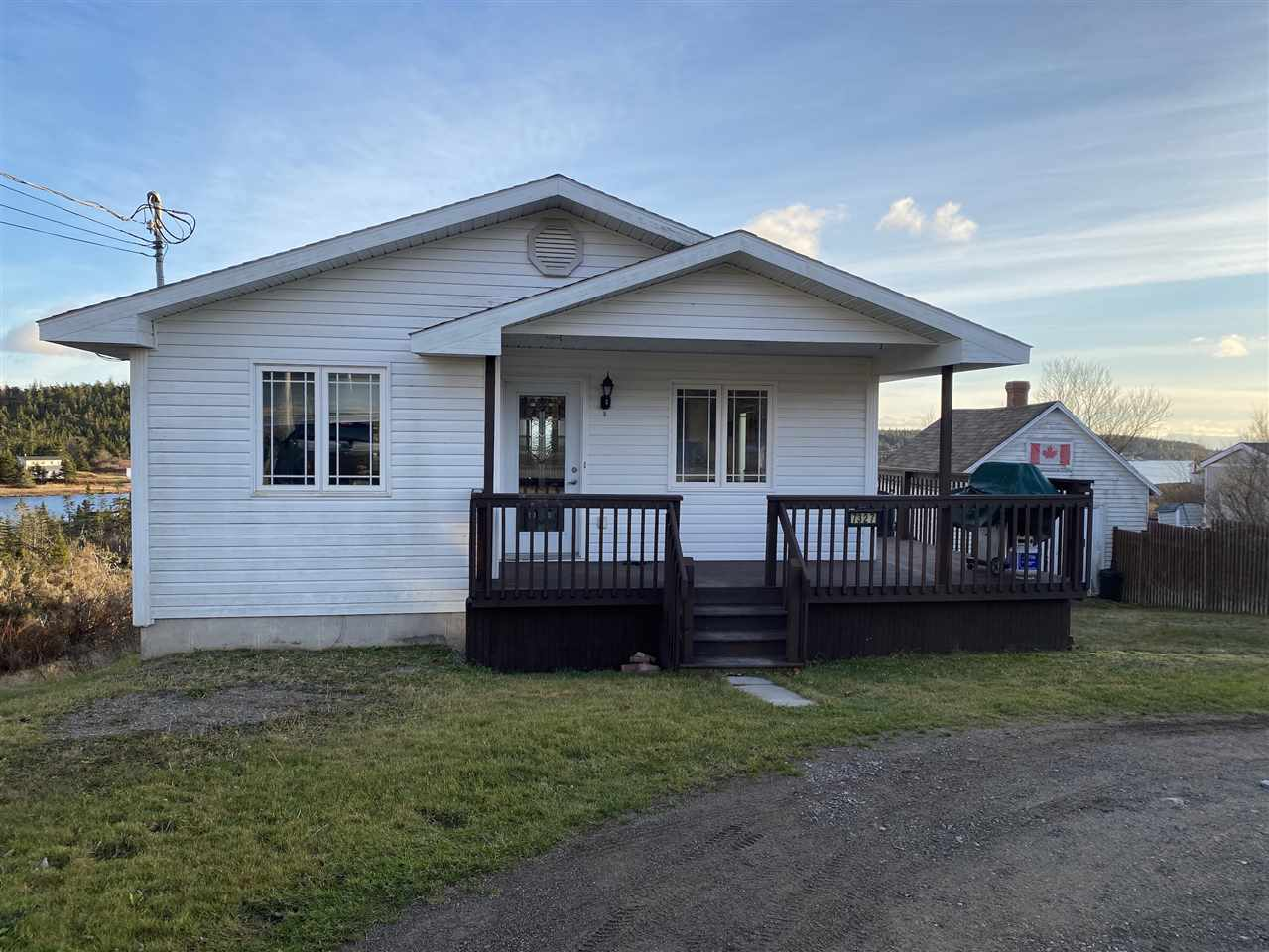 FEATURED LISTING: 7327 Main Street Louisbourg