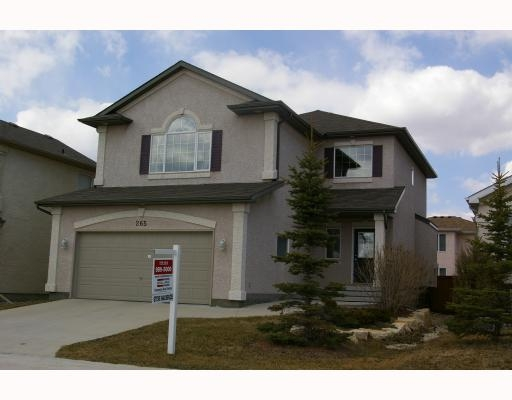 Main Photo: 265 BAIRDMORE BLVD in Winnipeg: Residential for sale : MLS® # 2905092
