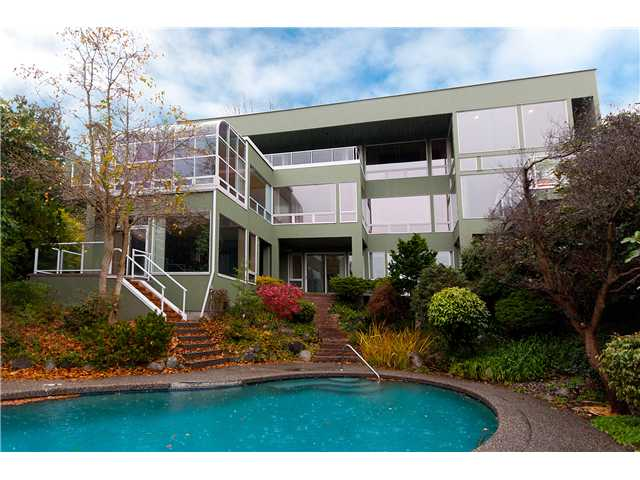 Main Photo: 2747 SW Marine Drive in Vancouver: S.W. Marine House for sale (Vancouver West)  : MLS® # V859130