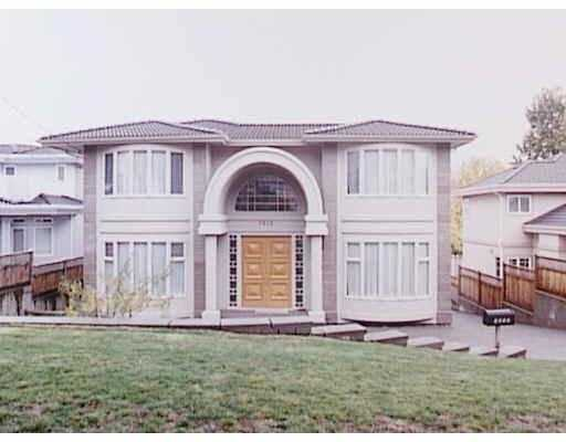 Main Photo: 7512 AUBREY Street in Burnaby: Simon Fraser Univer. House for sale (Burnaby North)  : MLS® # V705926