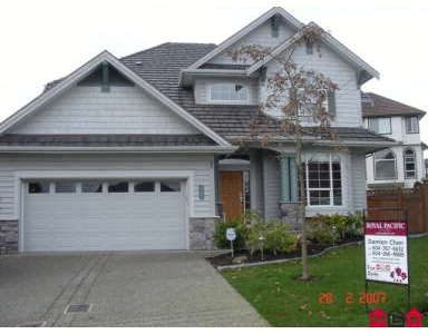 Main Photo: 15608 33A AV in Surrey: Morgan Creek House for sale (White Rock & District)  : MLS®# F2704915