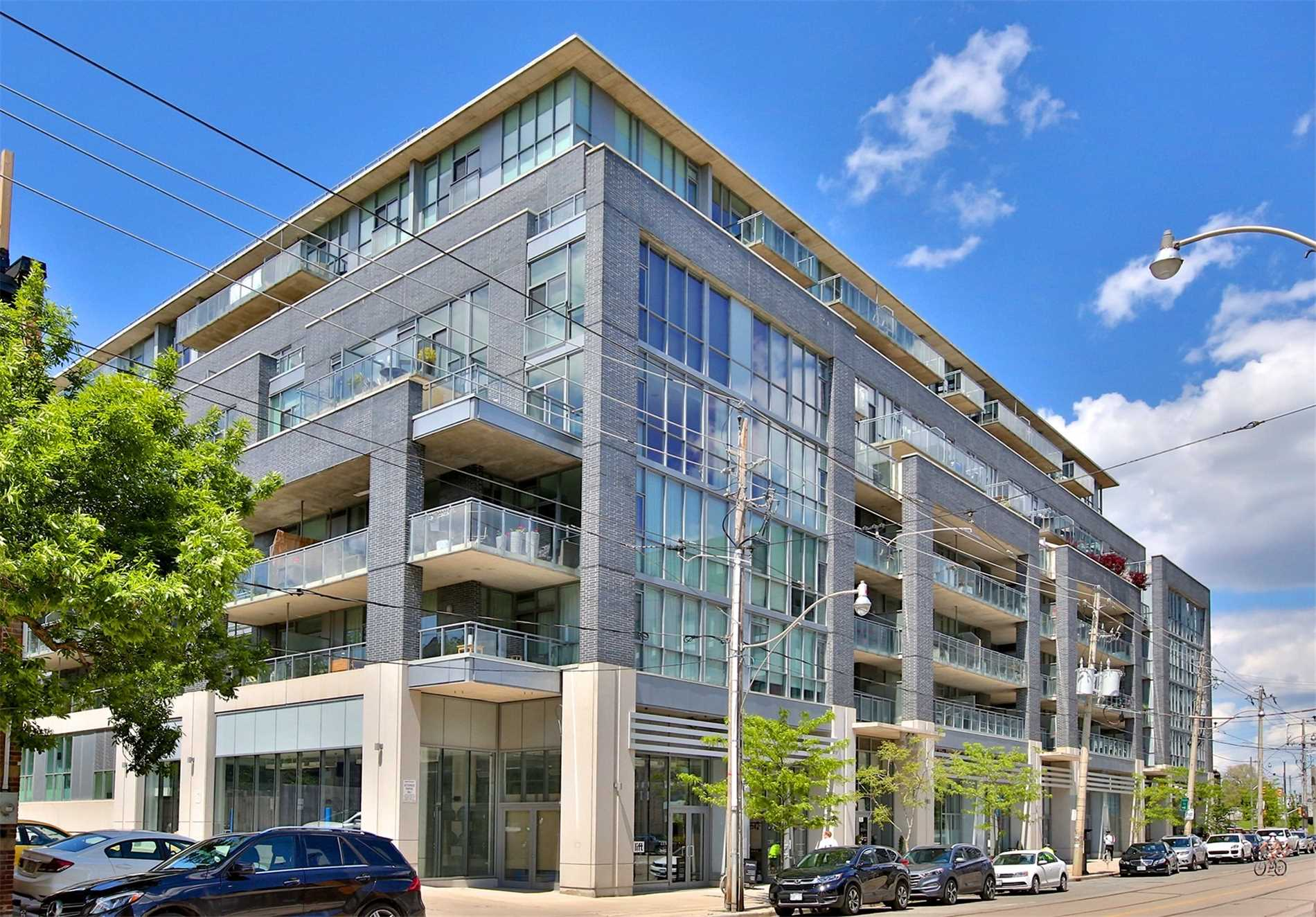 FEATURED LISTING: 325 - 510 King Street East Toronto