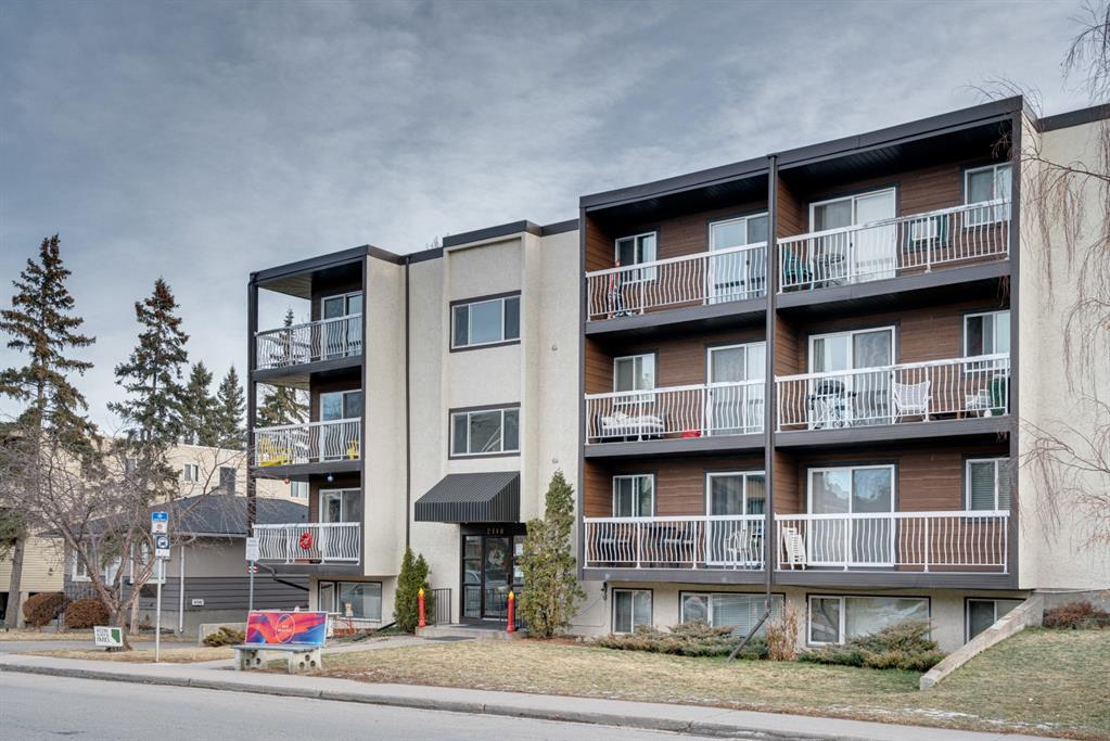 FEATURED LISTING: 206 - 2140 17A Street Southwest Calgary