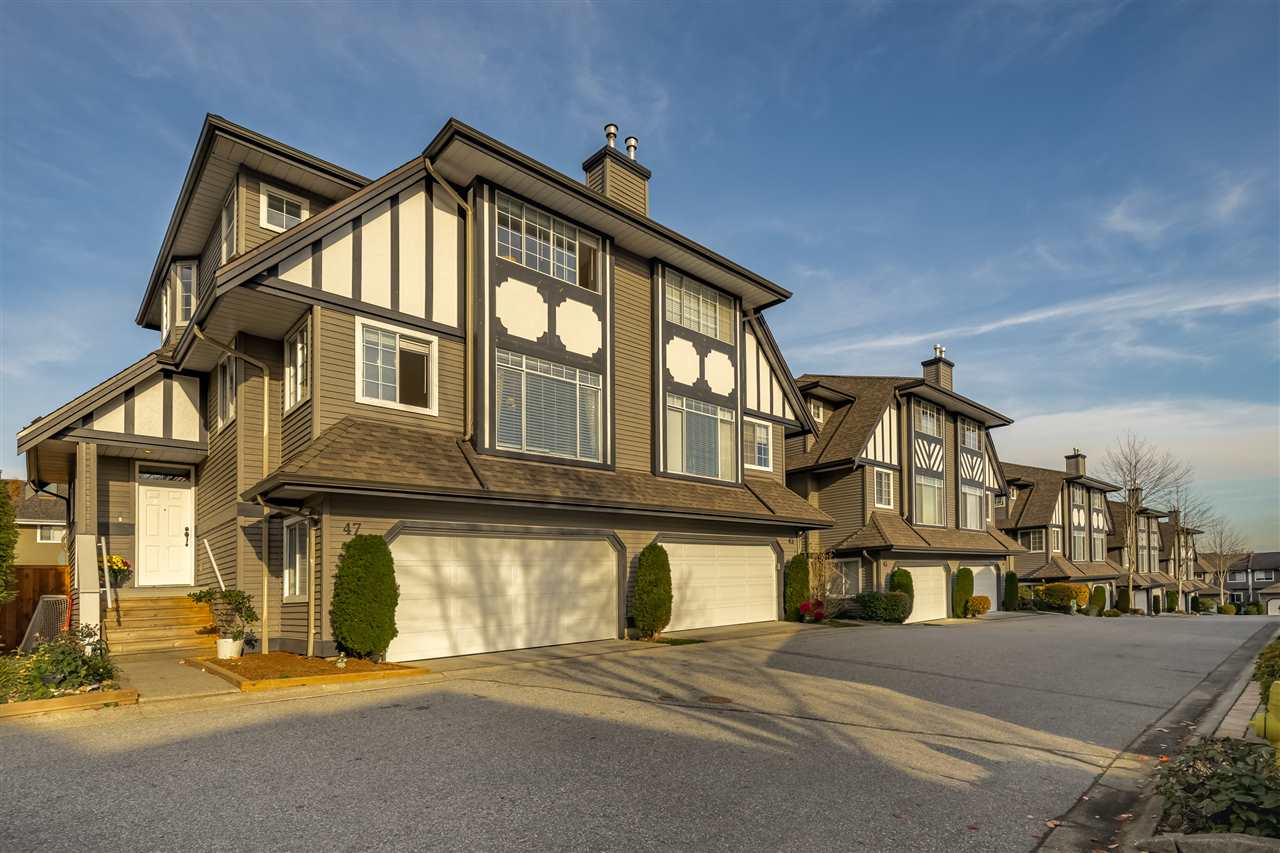 FEATURED LISTING: 47 - 2615 FORTRESS Drive Port Coquitlam