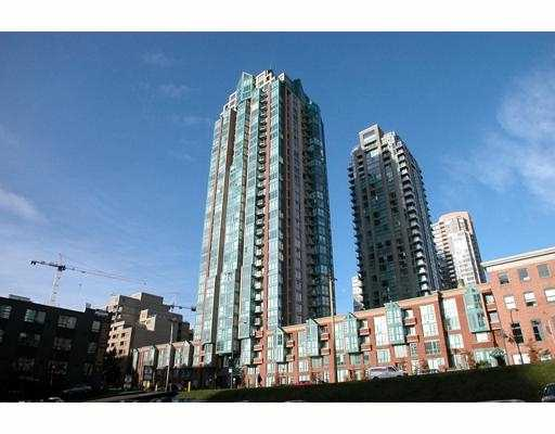 "Main Photo: 303 939 HOMER Street in Vancouver: Downtown VW Condo for sale in ""PINNACLE"" (Vancouver West)  : MLS® # V645780"