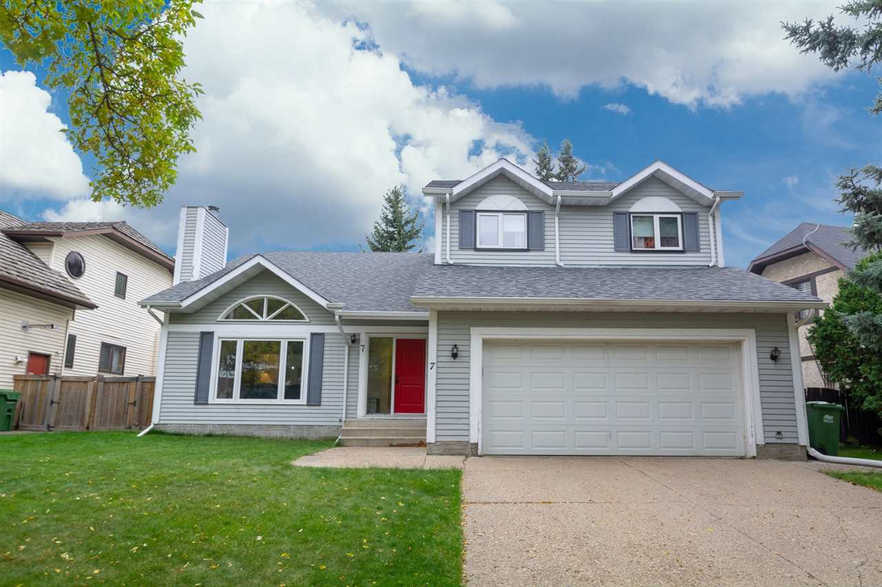 FEATURED LISTING: 7 LOMBARD Crescent St. Albert
