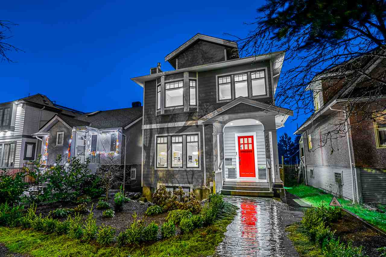 FEATURED LISTING: 4345 PRINCE ALBERT Street Vancouver