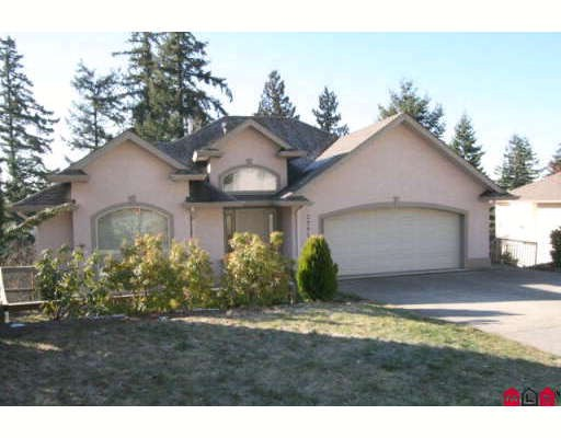 "Main Photo: 2791 ST MORITZ Way in Abbotsford: Abbotsford East House for sale in ""GLENN MOUNTAIN"" : MLS® # F2802161"