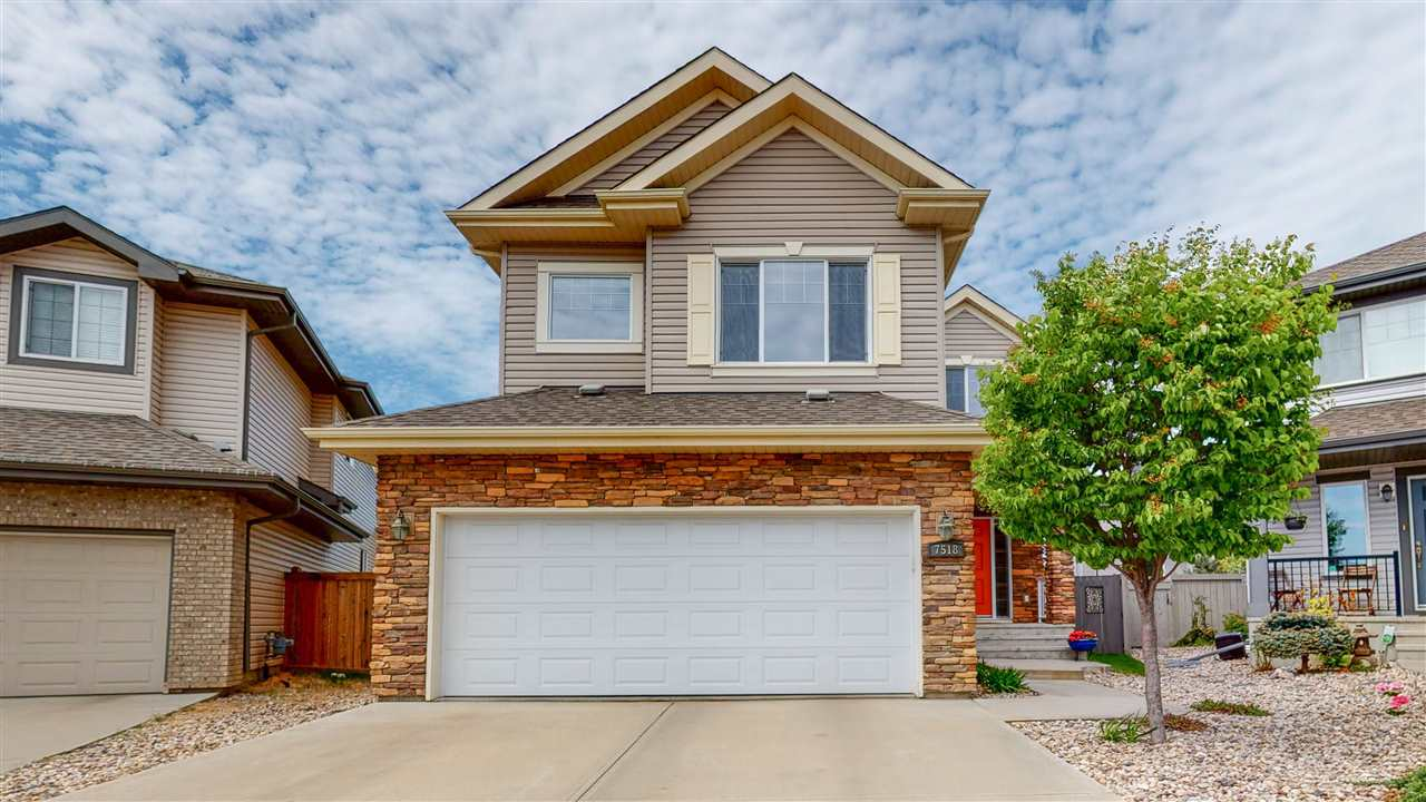 FEATURED LISTING: 7518 SPEAKER Way Edmonton
