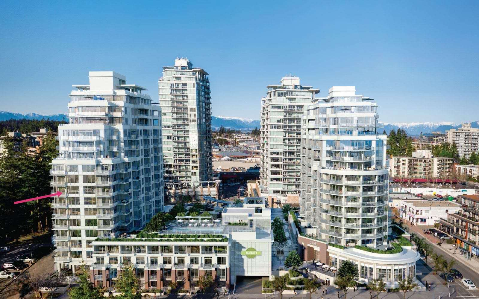 FEATURED LISTING: D908 - 15165 Thrift Avenue White Rock