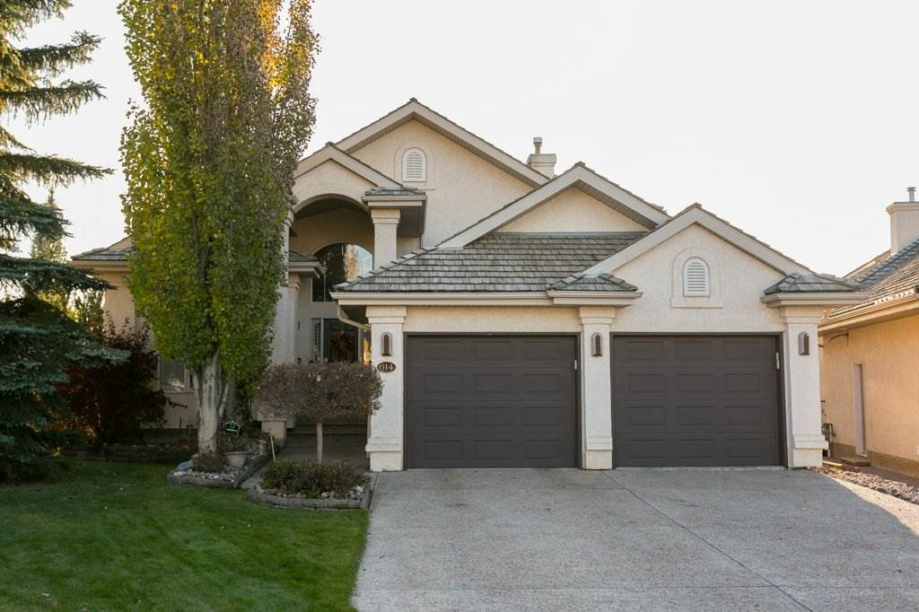 FEATURED LISTING: 614 HUNTERS Close Edmonton