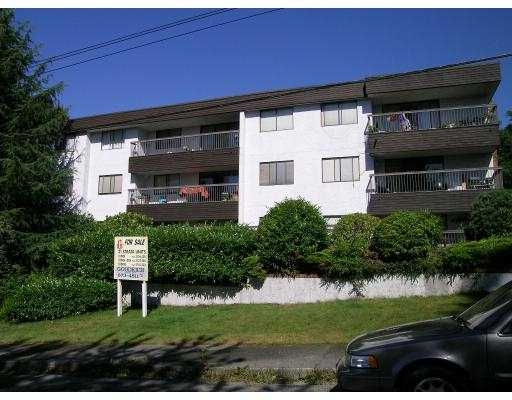 "Main Photo: # 103 - 1025 Cornwall Street in New Westminster: Uptown NW Condo for sale in ""Cornwall Place"" : MLS® # V543393"