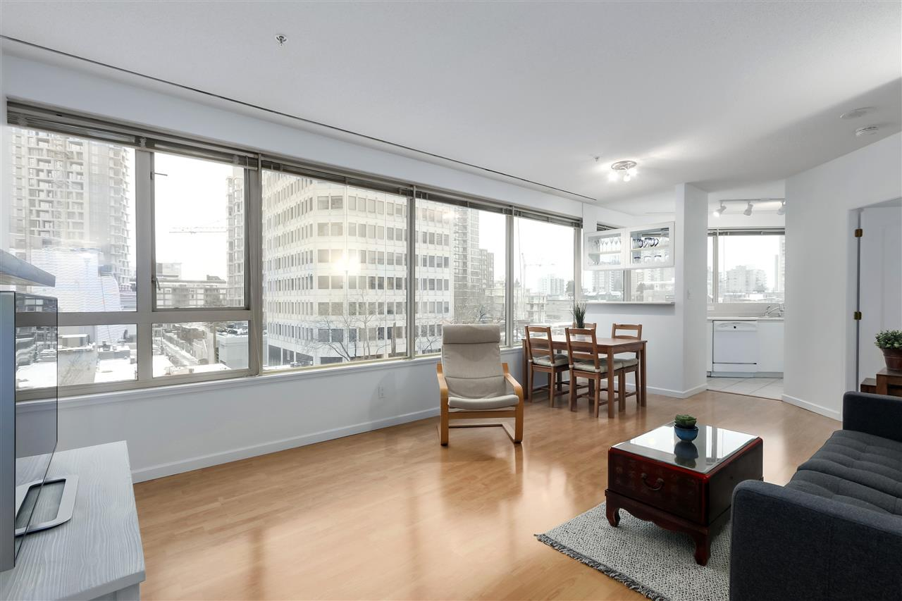 FEATURED LISTING: 407 1177 HORNBY Street Vancouver
