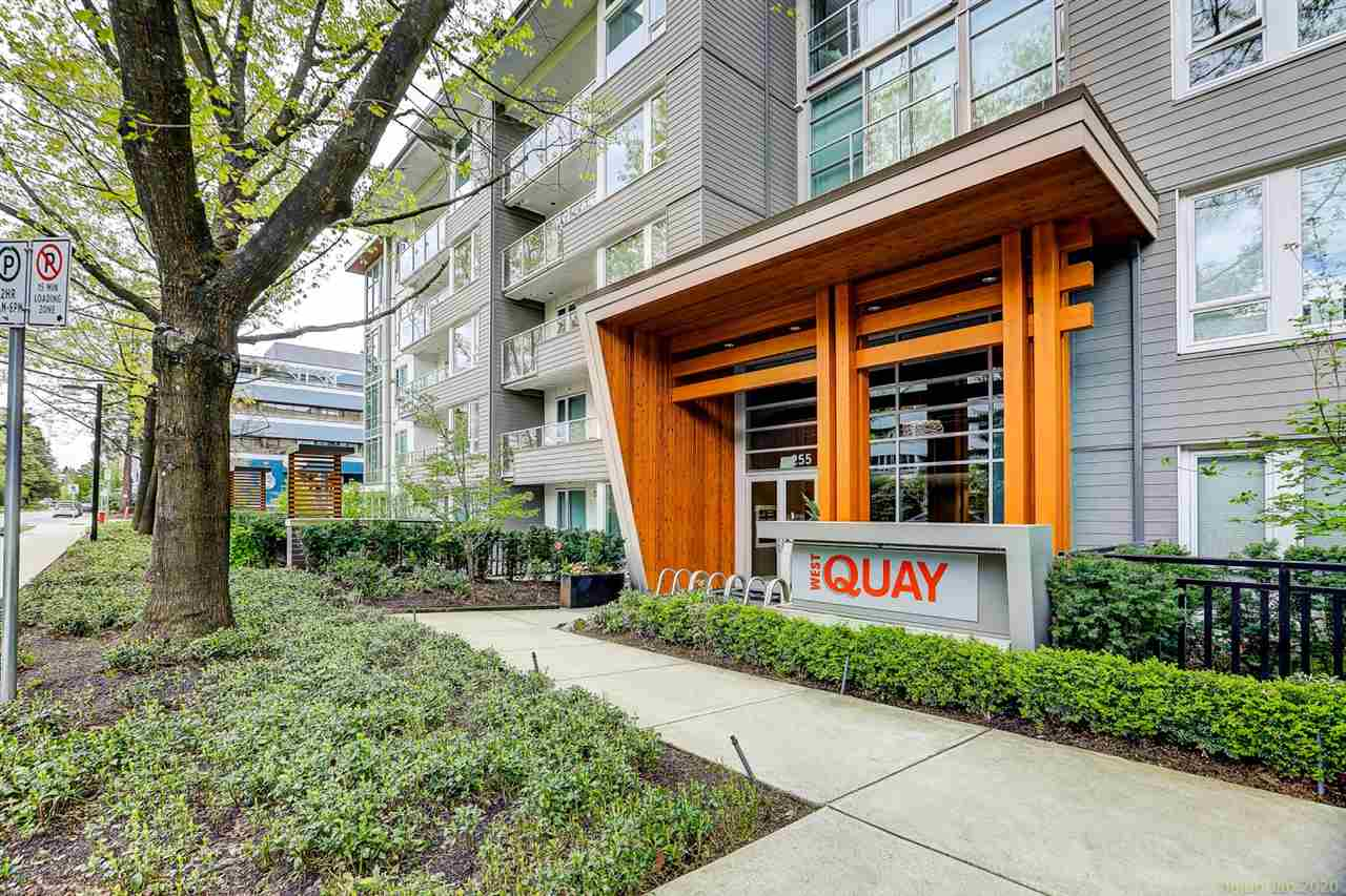 FEATURED LISTING: 306 - 255 1ST Street West North Vancouver