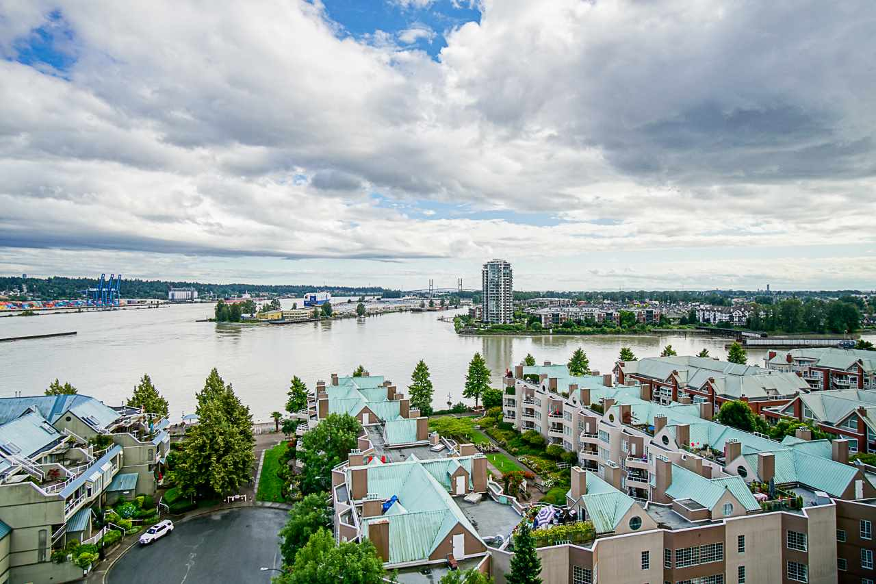 FEATURED LISTING: 1404 - 1135 QUAYSIDE Drive New Westminster