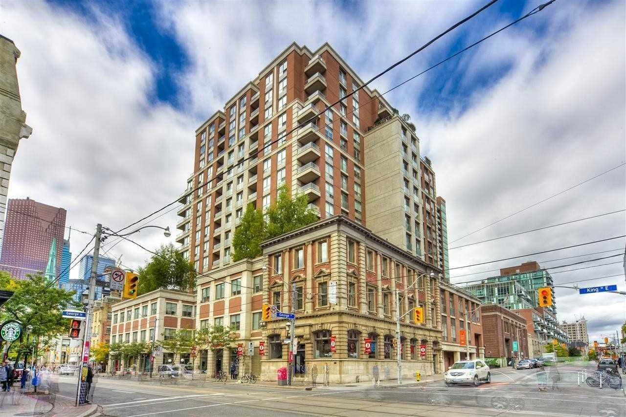 FEATURED LISTING: 507 - 168 King Street East Toronto