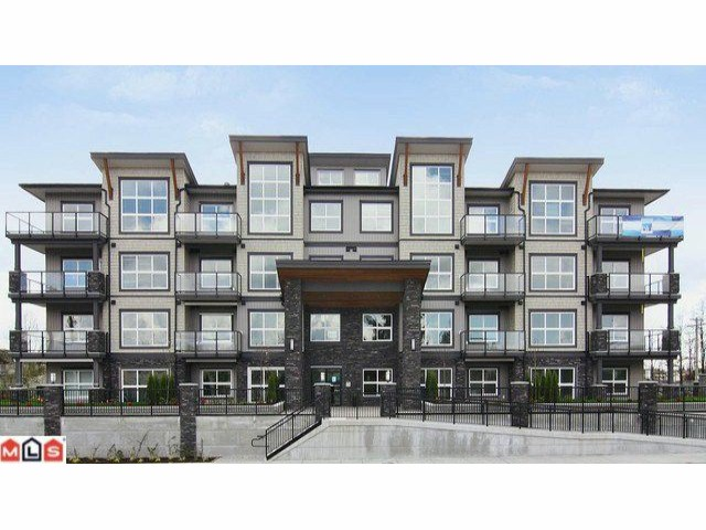 "Main Photo: # 307 20630 DOUGLAS CR in Langley: Langley City Condo for sale in ""BLU"""