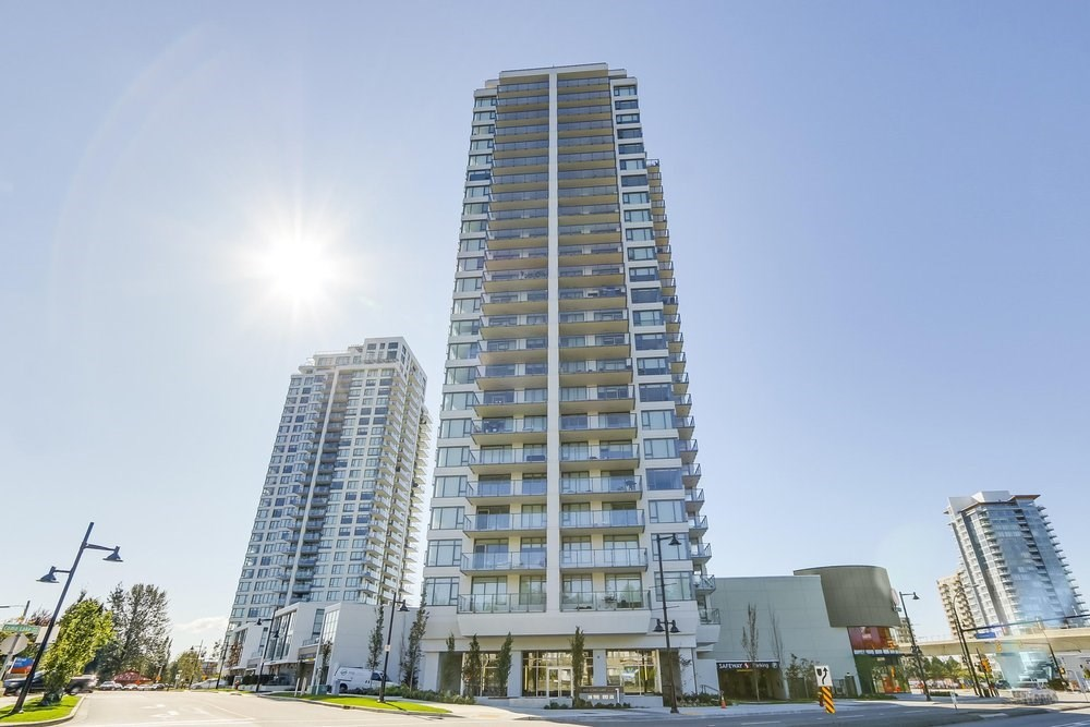 FEATURED LISTING: 1407 - 602 COMO LAKE Avenue Coquitlam