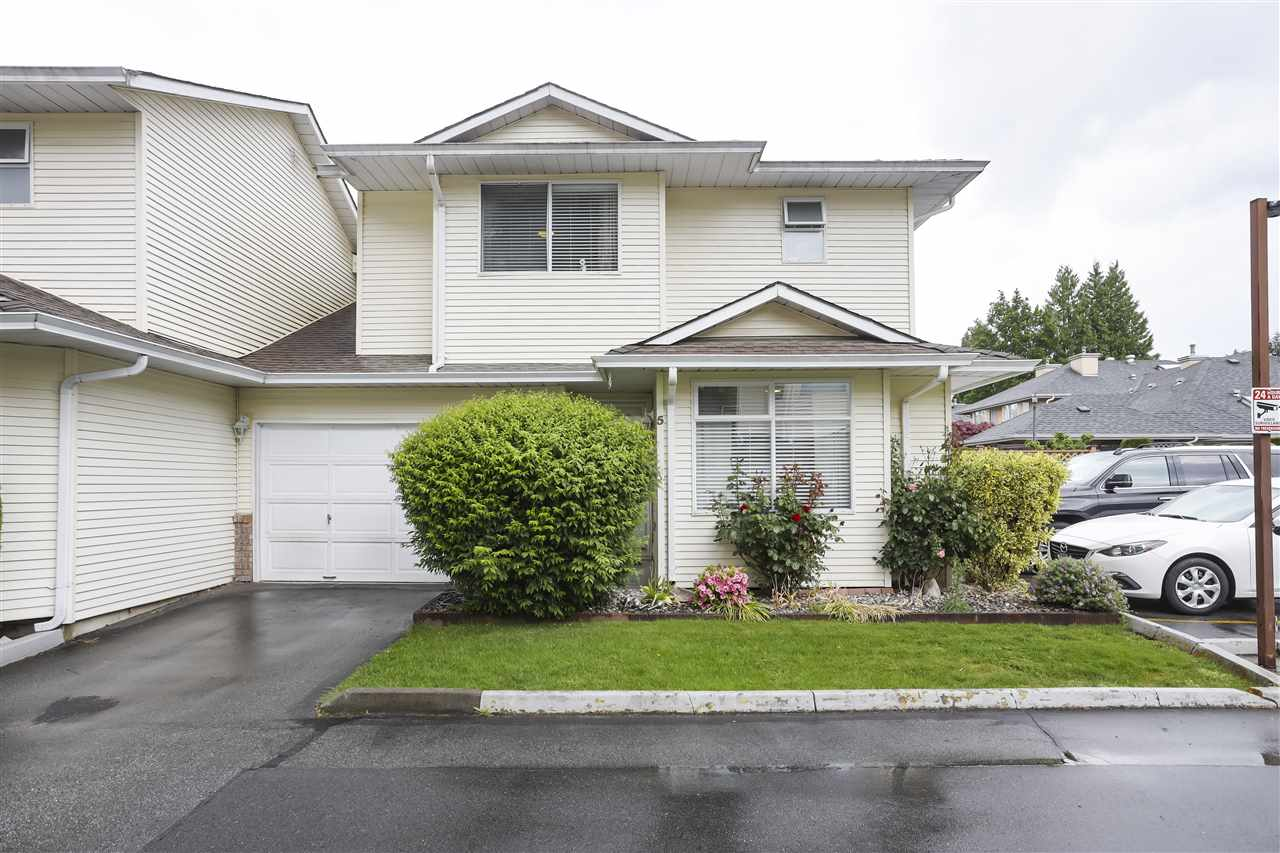 FEATURED LISTING: 5 - 11934 LAITY Street Maple Ridge
