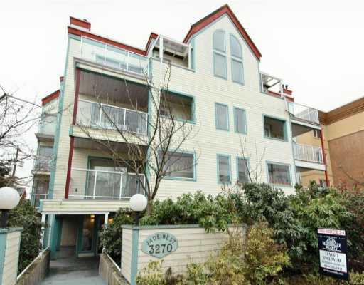 "Main Photo: 3270 W 4TH Ave in Vancouver: Kitsilano Condo for sale in ""JADE WEST"" (Vancouver West)  : MLS® # V635161"