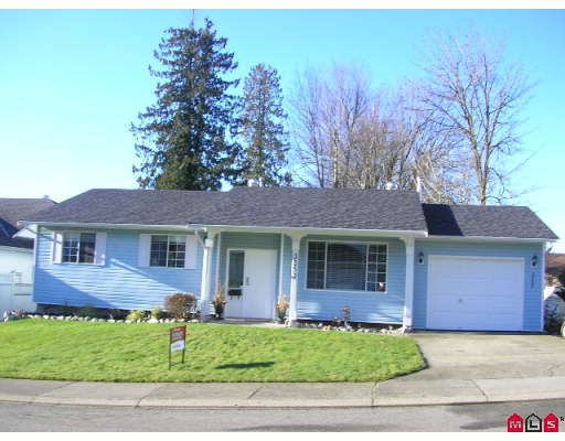 Main Photo: 3253 PURCELL Avenue in Abbotsford: Abbotsford East House for sale : MLS®# F2730542