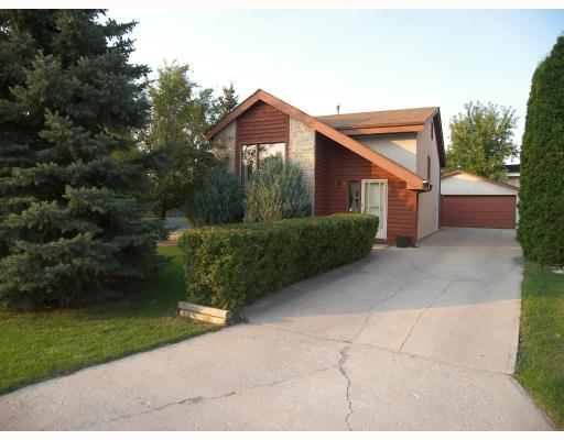 Main Photo: 3 SAND LILY Drive in WINNIPEG: St Vital Single Family Detached for sale (South East Winnipeg)  : MLS®# 2715553