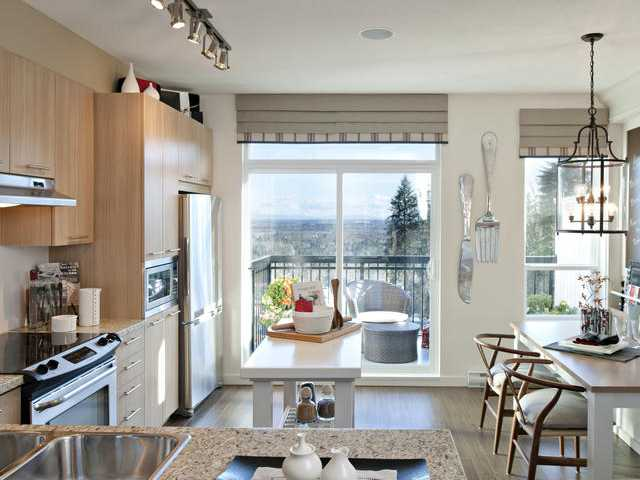 Photo 3: # 3 1305 SOBALL ST in Coquitlam: Burke Mountain Condo  : MLS(r) # V875008
