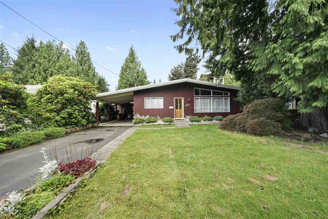 FEATURED LISTING: 3123 BAIRD Road North Vancouver