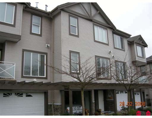 "Main Photo: 12 15133 29A Avenue in Surrey: King George Corridor Townhouse for sale in ""STONEWOODS"" (South Surrey White Rock)  : MLS®# F2813237"