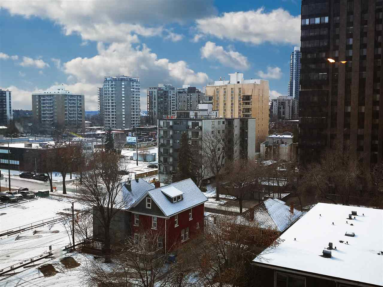 FEATURED LISTING: 806 - 10160 114 Street Edmonton