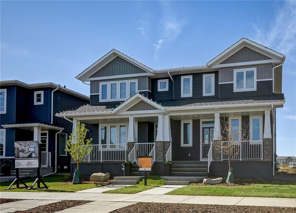 FEATURED LISTING: 653 REDSTONE Drive Northeast Calgary