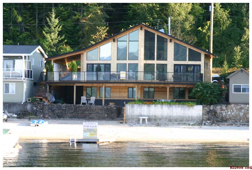Main Photo: #5; 1249 Bernie Road in Sicamous: Waterfront Residential Detached for sale : MLS® # 10014956