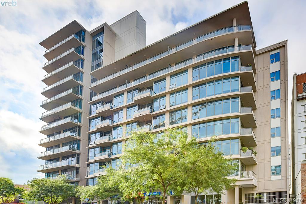 FEATURED LISTING: 1211 - 845 Yates St VICTORIA