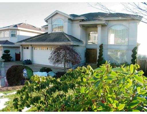 Main Photo: 1701 DEER'S LEAP PL in Coquitlam: Westwood Plateau House for sale : MLS® # V598414