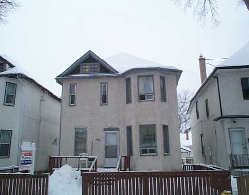 FEATURED LISTING: 562 COLLEGE Avenue Winnipeg
