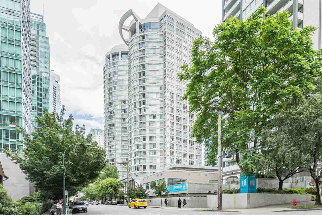 FEATURED LISTING: 1606 - 1288 ALBERNI Street Vancouver