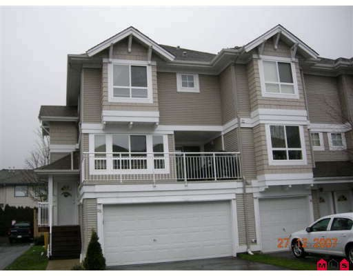 Main Photo: 25 20890 57TH Avenue in Langley: Langley City Townhouse for sale : MLS®# F2731123