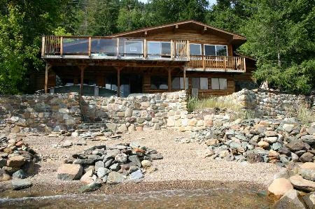 Main Photo: 4942 Squilax-Anglemont Road: Celista Residential Detached for sale (North Shore, Shuswap Lake)  : MLS® # 9219158
