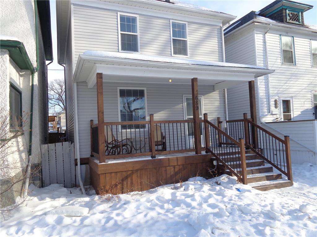 FEATURED LISTING: 689 Strathcona Street Winnipeg