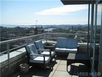 Main Photo: 1103 732 Cormorant Street in VICTORIA: Vi Downtown Condo Apartment for sale (Victoria)  : MLS® # 296221