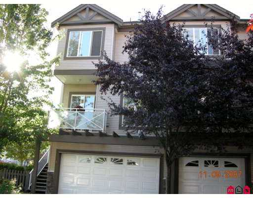 "Main Photo: 1 15133 29A Avenue in White_Rock: King George Corridor Townhouse for sale in ""Stonewoods"" (South Surrey White Rock)  : MLS® # F2723566"