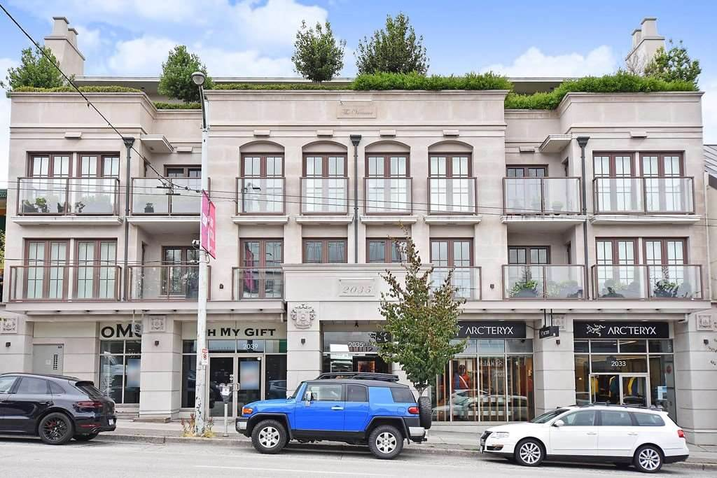 FEATURED LISTING: 301 - 2035 4TH Avenue West Vancouver