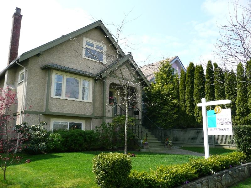Main Photo: 3650 W 17TH Avenue in Vancouver: Dunbar House for sale (Vancouver West)  : MLS®# V701307