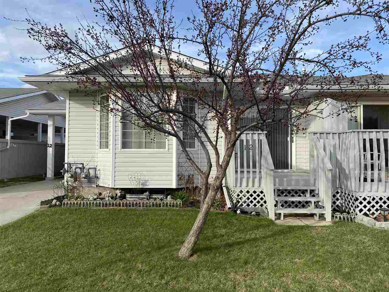 FEATURED LISTING: 12 - 1904 MILL_WOODS Road Edmonton
