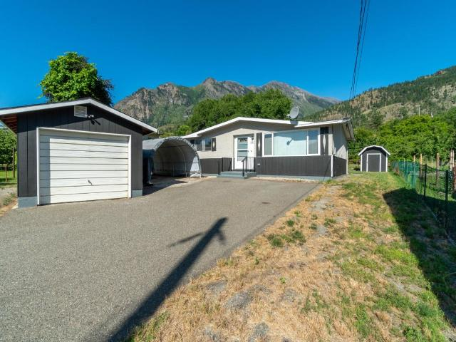 FEATURED LISTING: 737 ORCHARD DRIVE Lillooet