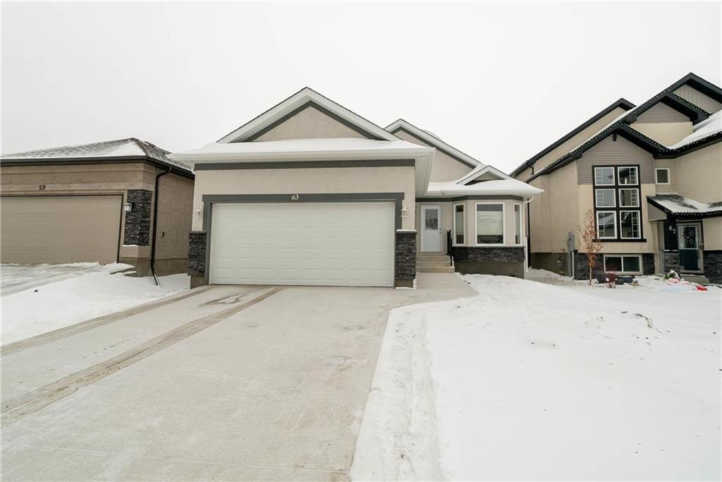 FEATURED LISTING: 63 Twickenham Circle Winnipeg