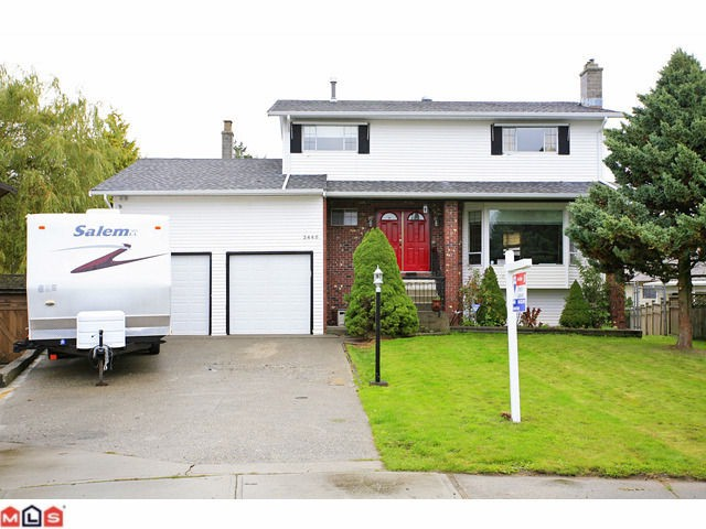 "Main Photo: 3440 271B ST in Langley: Aldergrove Langley House for sale in ""UPPER PARKSIDE"" : MLS®# F1124910"