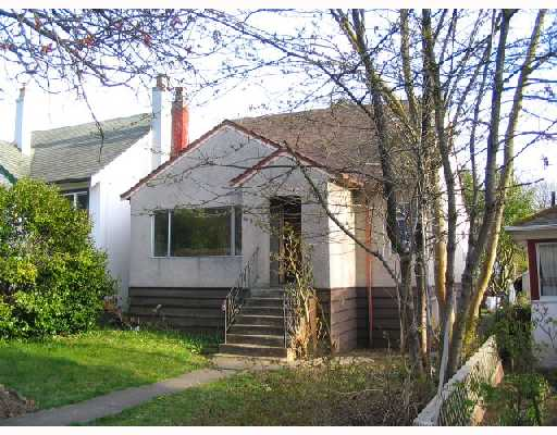 Main Photo: 4084 W 18TH Avenue in Vancouver: Dunbar House for sale (Vancouver West)  : MLS®# V701191