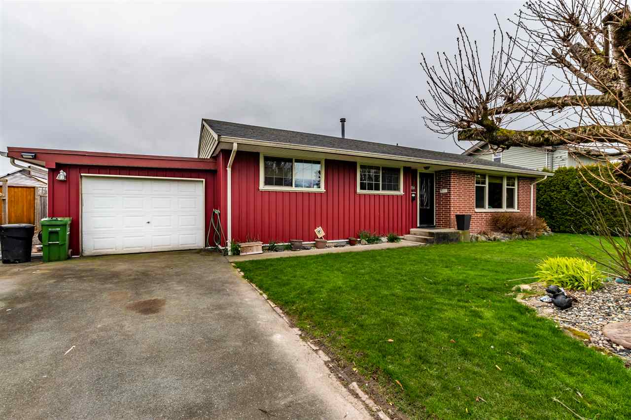 FEATURED LISTING: 46254 MCCAFFREY Boulevard Chilliwack